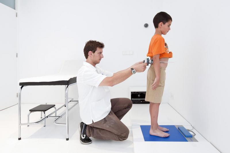 Biomecànica infantil