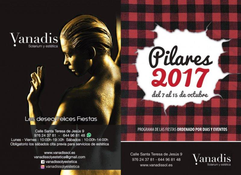 Fiestas Pilar 2017