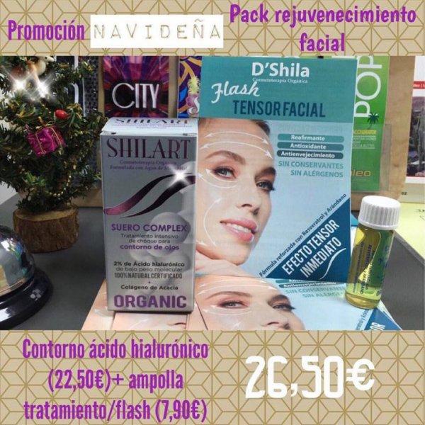 Oferta tratamiento facial