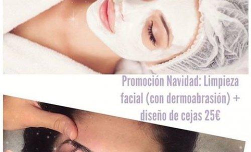 Oferta Limpieza facial mas dermoabrasión