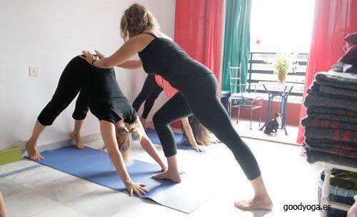 Clases de Yoga en Sevilla, Good Yoga.