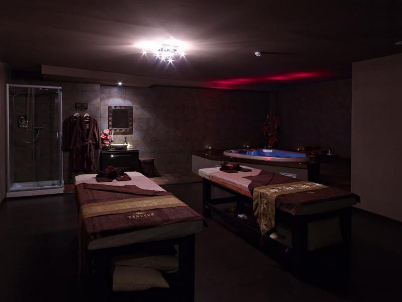 Sala Vip Samui para dos personas con Jacuzzi