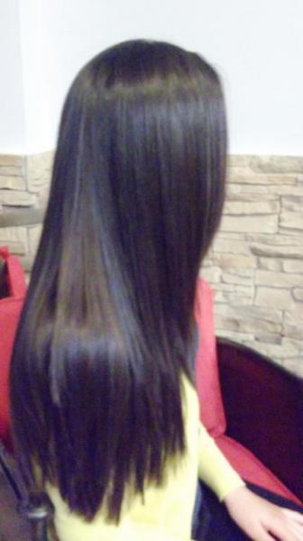 Tratamiento brillo para el cabello
